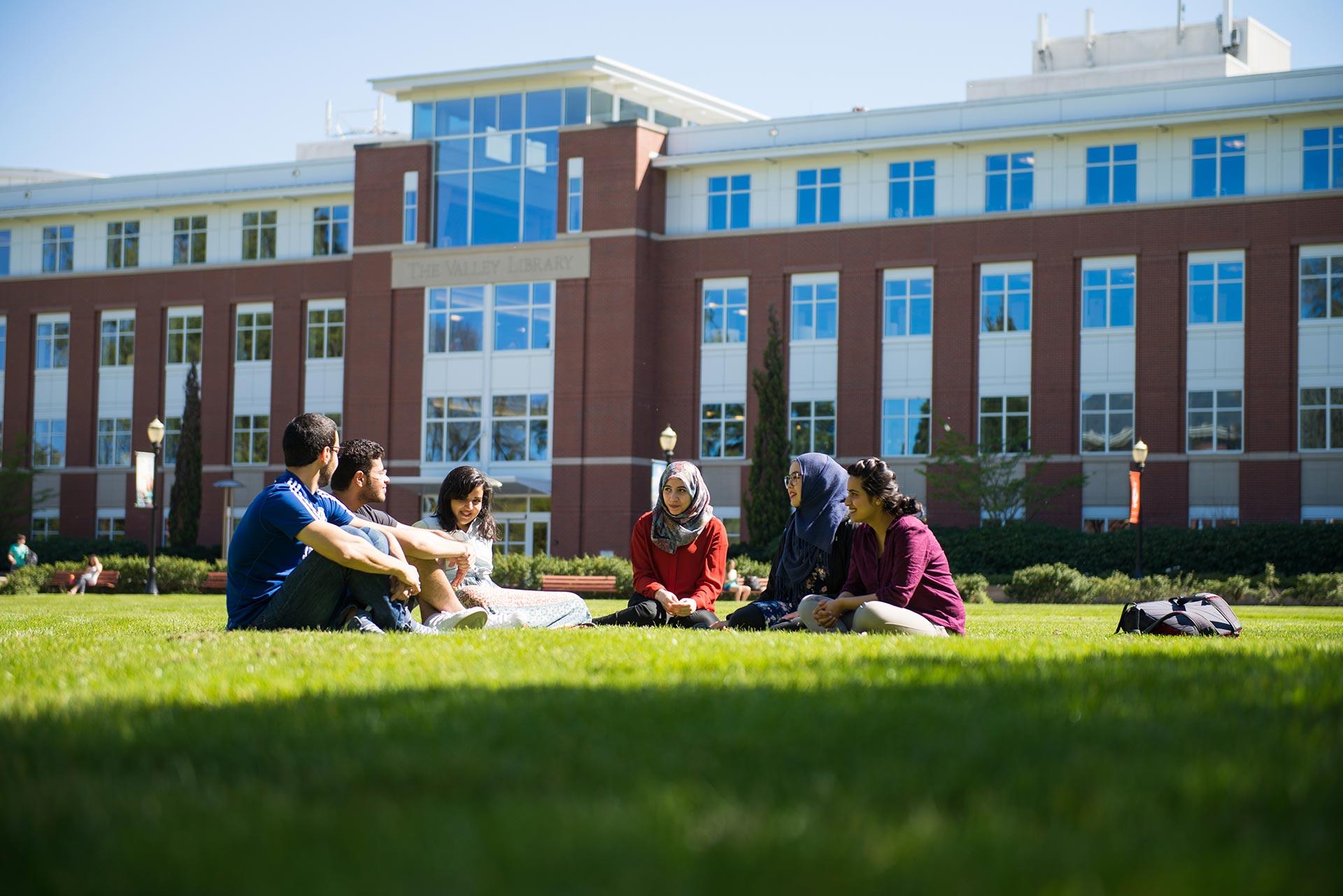 Campus  >> Visit Osu Oregon State University